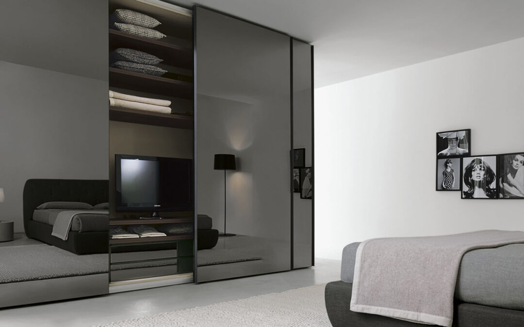 Sliding Wardrobes Can Transform Your Bedroom